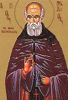 Our Holy Father Gennadius of Vatopedi