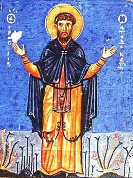 Our Holy Father Gregory of Decapolis
