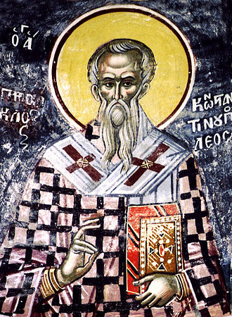 St Proclus, Patriarch of Constantinople
