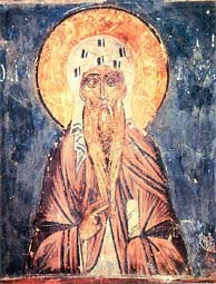 Our Holy Father Acacius of Sinai