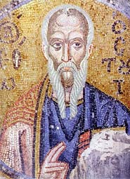 The Hieromartyr Theodore, Archbishop of Alexandria