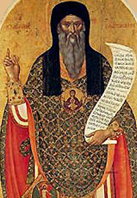 St Theophilus, Bishop of Antioch