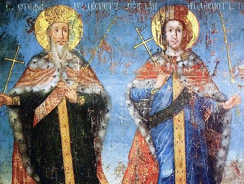 Our Holy Mother Angelina and St John the Despot