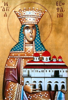 St Theophano the Empress