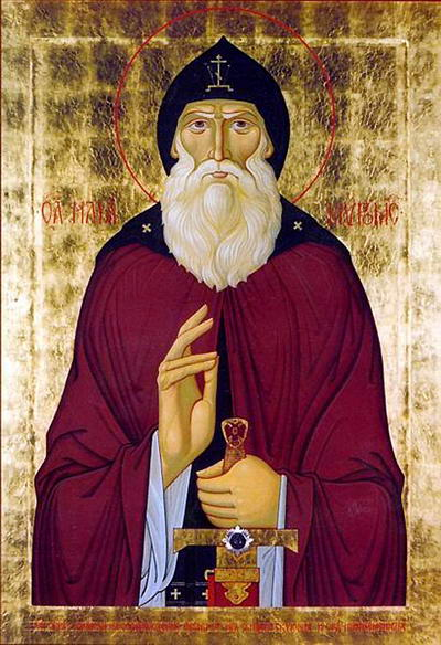Our Holy Father Elias of Murom