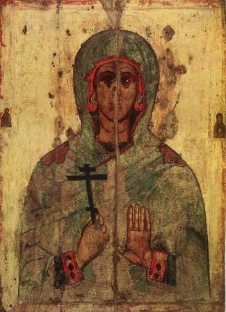 The Holy Martyr Juliana, and the 630 martyrs with her