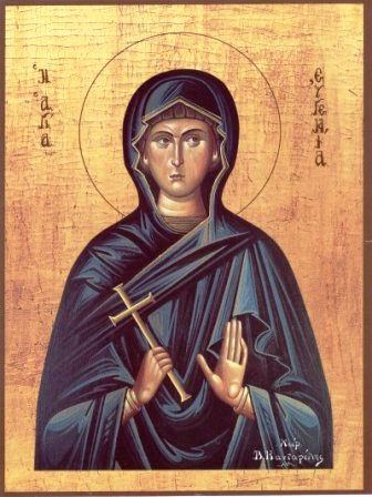 Our Holy Mother, the Martyr Eugenia, and those with her