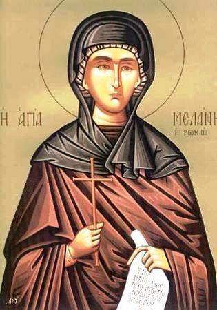 Venerable Melania de Roma
