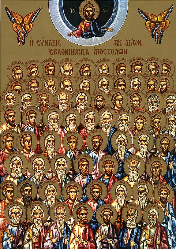 The Assembly of the Seventy Apostles