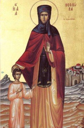 Venerable Madre Teodora