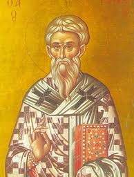Martyr Florentius of Thessalonica (1st-2nd c.)