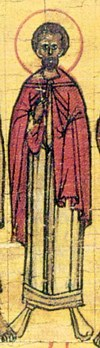Hieromartyr Theogenes, bishop of Parium on the Hellespont