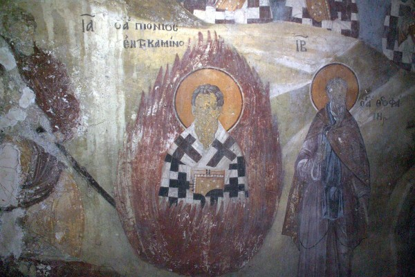 The Holy Martyr Pionius