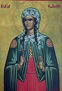 The Holy Martyr Photina