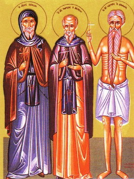 The Holy Martyr Conon of Isauria