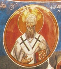Hieromartyrs Marcellus, Philagrius and Pancratius