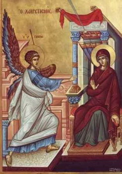 +++ The Annunciation