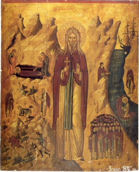 Our Holy Father John the Hermit