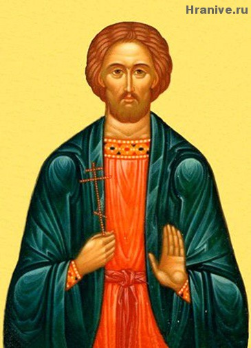 The Holy Martyr John the New of Ioannina