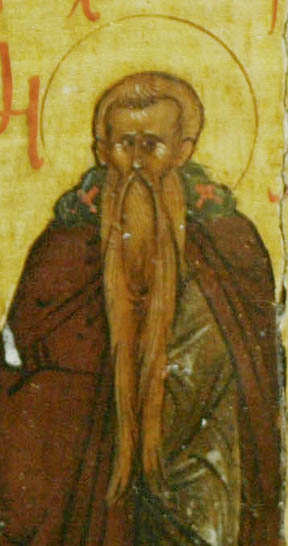The venerable John of the old caves
