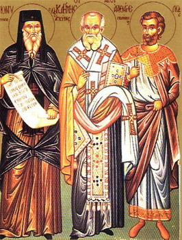 The Venerable Dionysius Of Olympus
