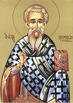 The Holy Apostle Simeon