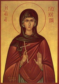 The Holy Martyr Glykeria