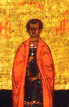 The Holy Martyr Theodotus of Ancyra