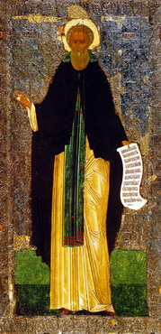 Venerable Cirilo, Abad de Belozérsk