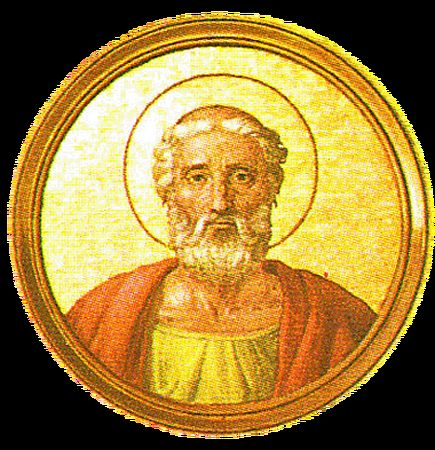 St. Liberius, pope of Rome (366)