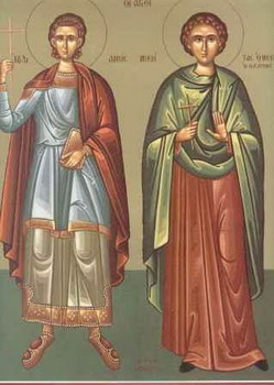 The Holy Martyr Julian of Tarsus