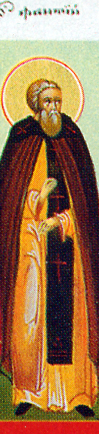 Venerable Fantinus of Calabria (9th c.)
