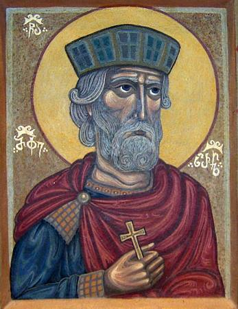 The Holy Martyr Archil II, King of Georgia