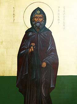 Venerable Procopius, abbot, of Sazava in Bohemia (1053)