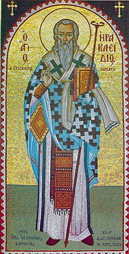 Hieromartyrs Heraclides and Myron, bishops of Cyprus (1st c.)