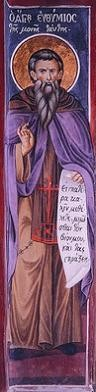 Martyrs Abbot Euthymius and Twelve Monks of Vatopedi Monastery