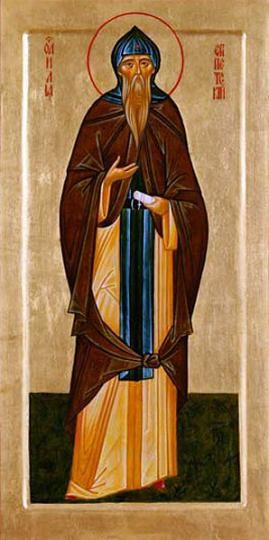 Venerable Elias the Hermit, of Egypt