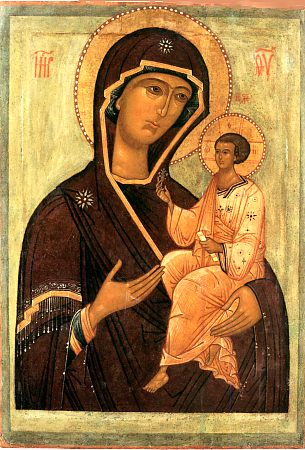 Feast of the Tikhvin Icon of the Mother of God