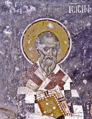 Saint Joseph, Archbishop of Thessalonica