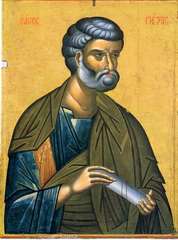 +++ The Holy Apostle Peter