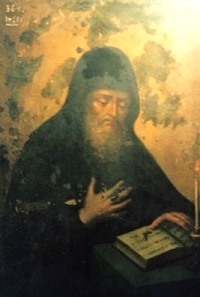 Venerable Zeno the Hermit of Antioch the Disciple of St Basil the Great