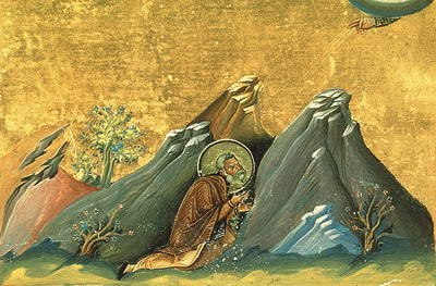 Venerable Vendemianus the Hermit of Bithynia