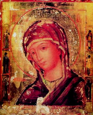 "Icon of the Mother of God ""Areovindus"""
