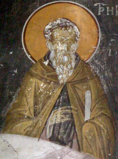 Our Holy Father Peter the Patrician