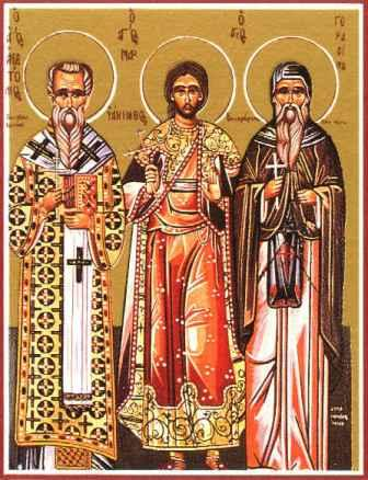 The Holy Martyr Hyacinthus