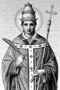 Hieromartyr Alexander, pope of Rome (119)
