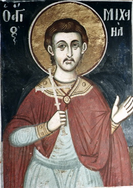 New Martyr Michael of Smyrna (1772)