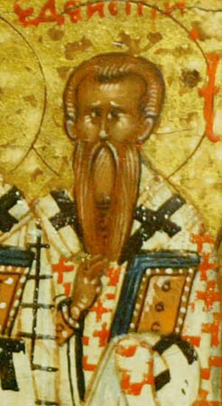 St Theodore, Bishop of Edessa, and others with him