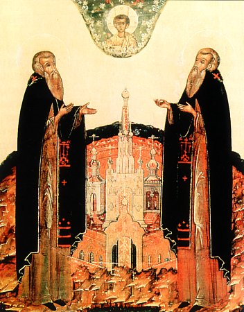 Venerable Zosimas of Solovki (1478)