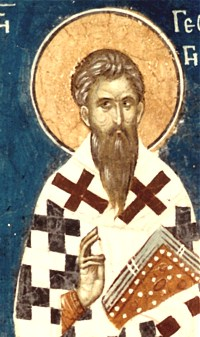 Saint George the Confessor, Bishop of Pisidian Antioch (813-820)